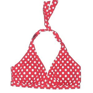 Red Polka Dot Bathing Suit